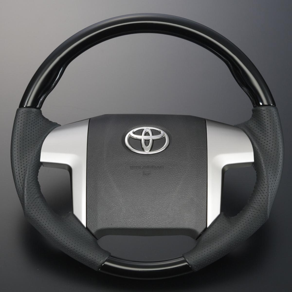 【車内を一味カスタマイズ】コックピットを一新 FLEDERMAUS フレーダーマウス ステアリングシフトノブ セット(カーインテリア)トヨタ  ZRR70系 ノア、ヴォクシー 用