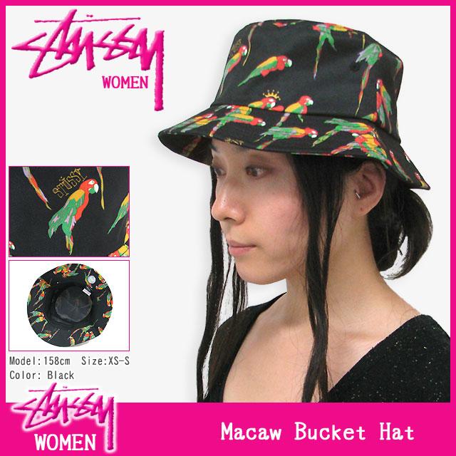 Stussy STUSSY Womens Maaw Bucket hat (stussy hat Stussy HAT Hat girls ladies  Womens ladies ladies ladies Ladys WOMENS Dancewear 232023 Stussy stussy  Stussy ... 919cd9d98