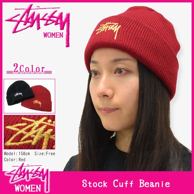 Stussy STUSSY Womens Stock Cuff Beanie (stussy beanie knit hats girls  ladies Womens ladies ladies ladies Ladys WOMENS Dancewear 232036 Stussy  stussy Stussy ... d7e2ccf6218