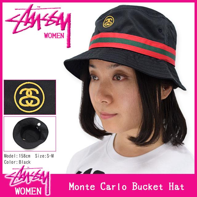 2dedc6ef578 Stussy STUSSY bucket Hat ladies WOMEN Monte Carlo (stussy hat bucket Hat  girls Womens Womens ladies ladies Ladys WOMENS Dancewear 232062 Stussy  Steacy) ice ...