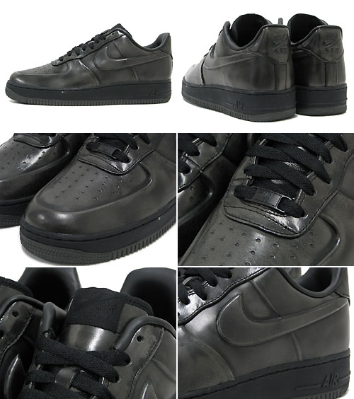 brand new ccee6 42096 ... Nike NIKE sneakers air force 1 low VT Supreme Black Midnight Fog EX men  (