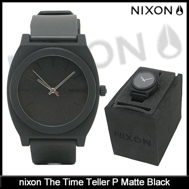 ice field rakuten global market the thyme teller p matte black the thyme teller p matte black nixon the time teller p matte black watch men