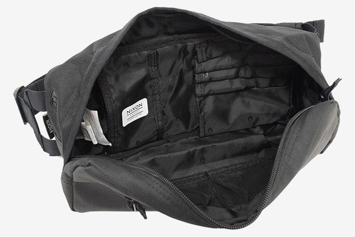 2 Nixon nixon Fountain sling bum-bag (nixon Fountain II Sling Waist Bag waist porch men & Lady's unisex man and woman combined use NC1957) ice filed icefield