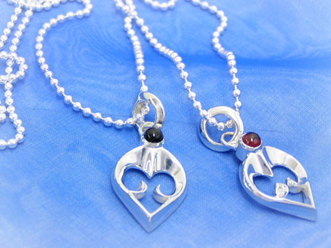 AGAINST÷IMAGE(アゲインスト÷イメージ) AIP-201 Silver Necklace