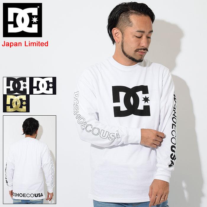 382dc17069d5 D sea DC T-shirt long sleeves men star Japan-limited (5425J839 for ...