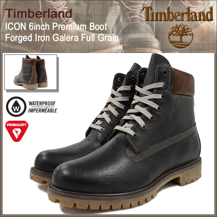 timberland forged