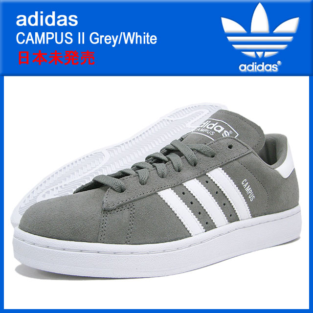 d923cabdf052 2 2 Adidas adidas campus Grey White Japanese non-release men (male  business) (adidas CAMPUS Grey White Japanese non-release G06027) ice filed  icefield