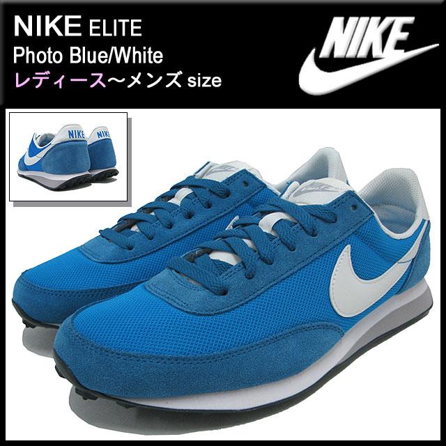 new styles e71f2 01f6a Nike sneakers NIKE Elite Photo Blue White men (men s) (nike ELITE Sneaker  sneaker SNEAKER MENS-shoes shoes SHOES sneaker 311082-427) ice filed  icefield