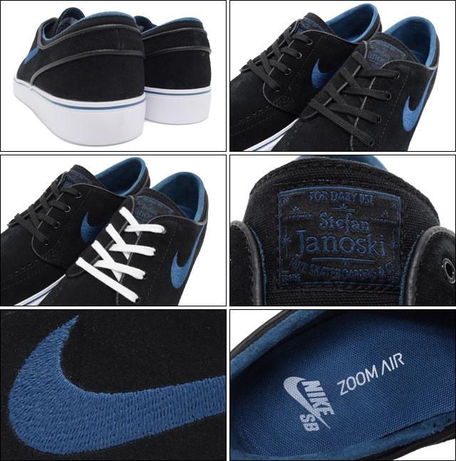 STEFAN BlackBlue MENSshoes スニーカーズームステファンジャノスキー SB shoes menfor ZOOM NIKE SHOES sneakers SB JANOSKI ForceWhite Sneaker the Nike mannike tCQsxrhd