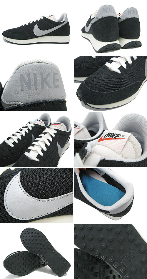 more photos d9d29 02371 ... Nike NIKE sneakers Air India Talu Black/Silver/Sail limited edition  men's (men's