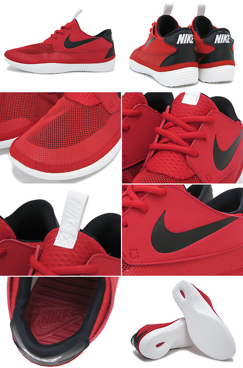 on sale 84223 4ceb9 Nike NIKE sneakers solar soft moccasins University Red Black Summit  White-men (men s) (nike SOLARSOFT MOCCASIN Sneaker sneaker SNEAKER  MENS-shoes shoes ...