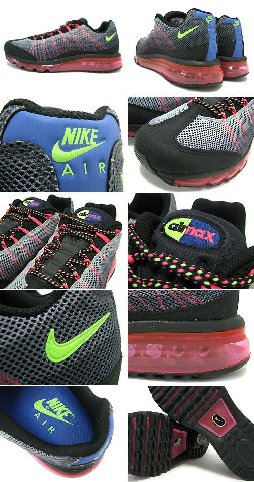 e50a338de5 ice field: 95-2013 95-2013 nike NIKE sneakers Air Max DYN FW Black ...