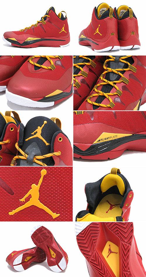 1d37ef3fdfd0d Nike NIKE sneakers Jordan Super fly 2 mens Gym Red Univarsity Gold Black  (men s) (nike JORDAN SUPER FLY 2 BRAND JORDAN Sneaker sneaker SNEAKER  MENS-shoes ...