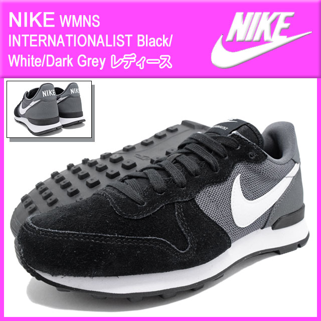 Internationalist Nike Ice Sneakers Womens Field Blackwhite z1wqvI