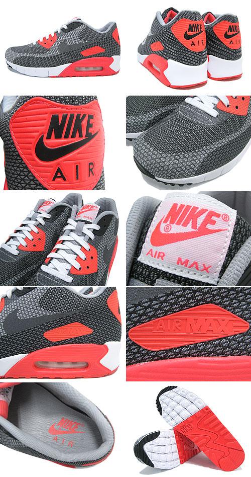 700665482b ... 90 90 nike NIKE sneakers Air Max JCRD White/Dark Grey/Black/Infrared