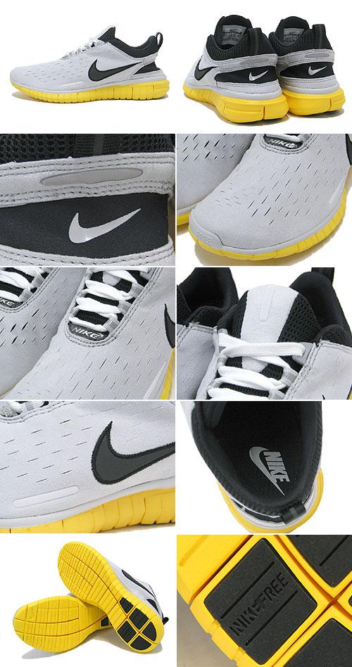Nike NIKE sneakers free OG 14 Neutral GreyBlackYellow limited men's (for the man) (nike FREE OG 14 SELECT Sneaker sneaker SNEAKER MENS, shoes shoes