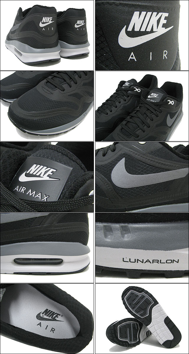 wholesale dealer a762c a9222 Nike NIKE sneakers Air Max Luna 1 WR BlackCool GreyNeutral Grey mens  limited edition (mens) (nike AIR MAX LUNAR 1 WR ICONS Sneaker sneaker  SNEAKER ...