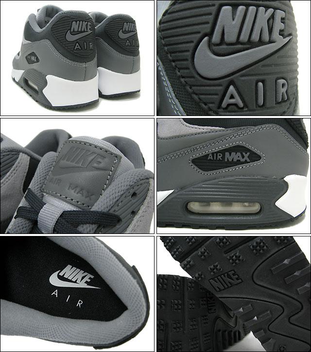 Nike Air Max 90 Hiver Anthracite / Gris Foncé Premium