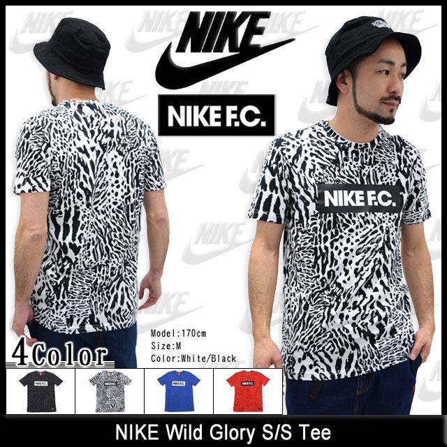 Nike NIKE Nike F... C. wild glory t-shirt (nike NIKE F. C. Wild Glory S/S Tee  tee shirts T-SHIRTS tops men's men's 726467) ice filed icefield