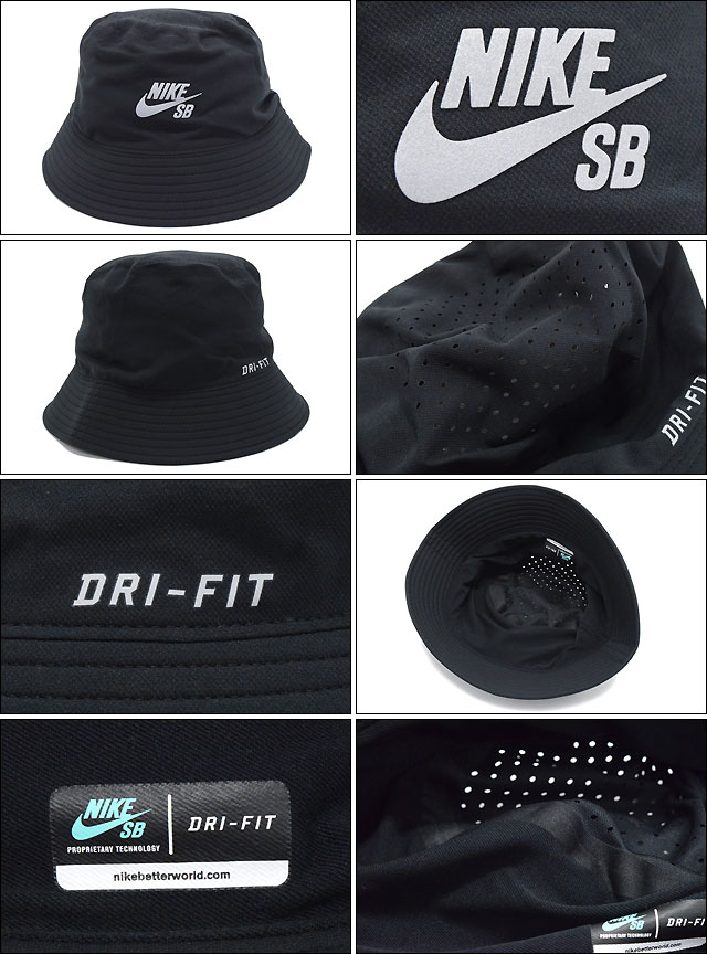 e1f65acc125 Nike NIKE SB performance bucket hat (nike SB Performance Bucket Hat SB  DRI-FIT Hat hats bousi skate board skateboard sk8 skater mens men s 659425)  ice filed ...