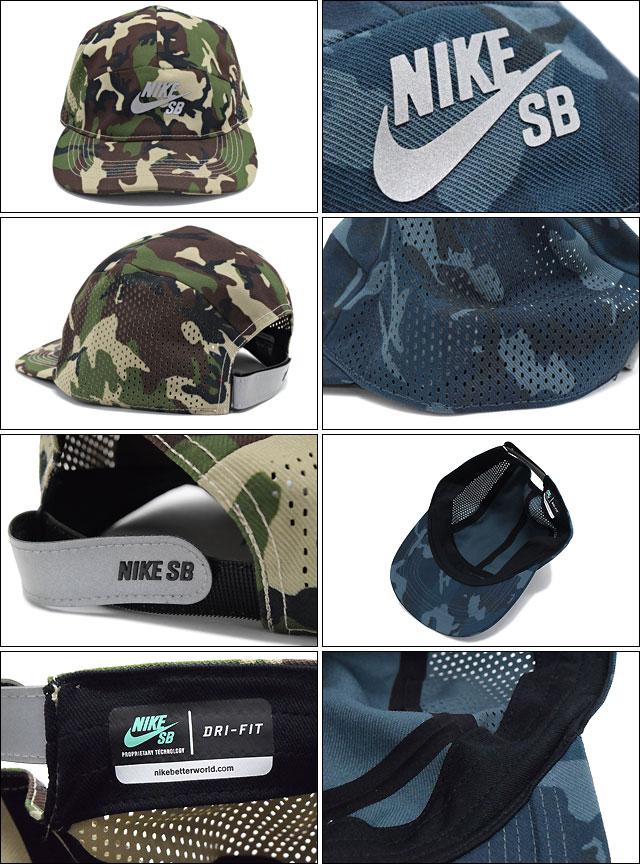 Nike Sb Diseño Del Casquillo 5 Del Panel pIBIZU