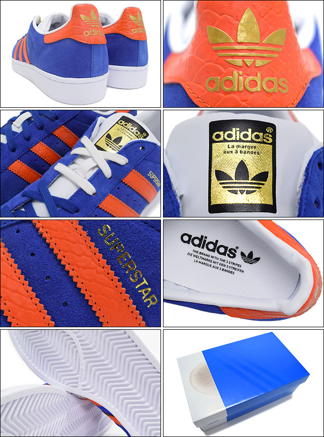 adidas Superstar East River Rival Trainers UK 7   Adidas