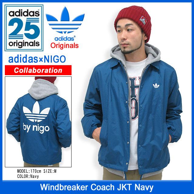 adidas originals windbreaker jacket mens