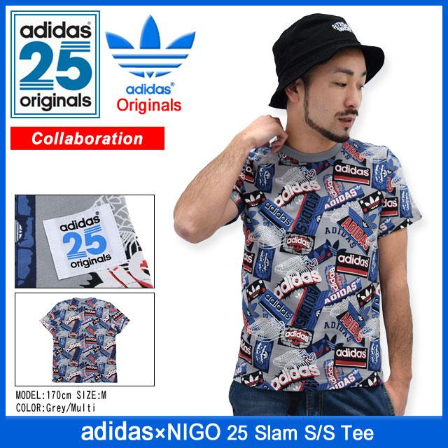2a93fdd70e1 ... Adidas originals x NIGO adidas Originals by NIGO 25 Islamic T shirts  short sleeved collaboration originals ...