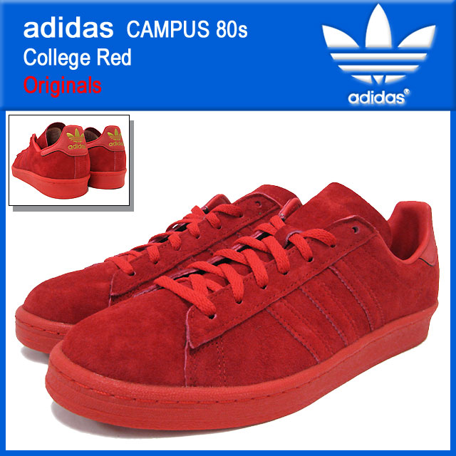 ea7a46fd19b3 Adidas adidas sneakers campus 80s College Red originals men (male business)  (adidas CAMPUS 80s College Red Originals Sneaker sneaker SNEAKER MENS