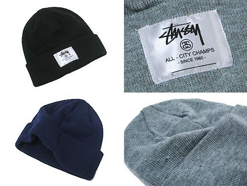 Stussy STUSSY Beanie City Champs Cuff Beanie (stussy Stussy beanie knit hats  for men-men hats 27e33fa9418