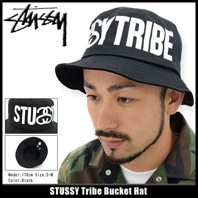 ... hot product 1ec59 a0cf8 Stussy STUSSY Stussy Tribe Bucket hat (hat  stussy Stussy HAT Hat ... 2a259984537e