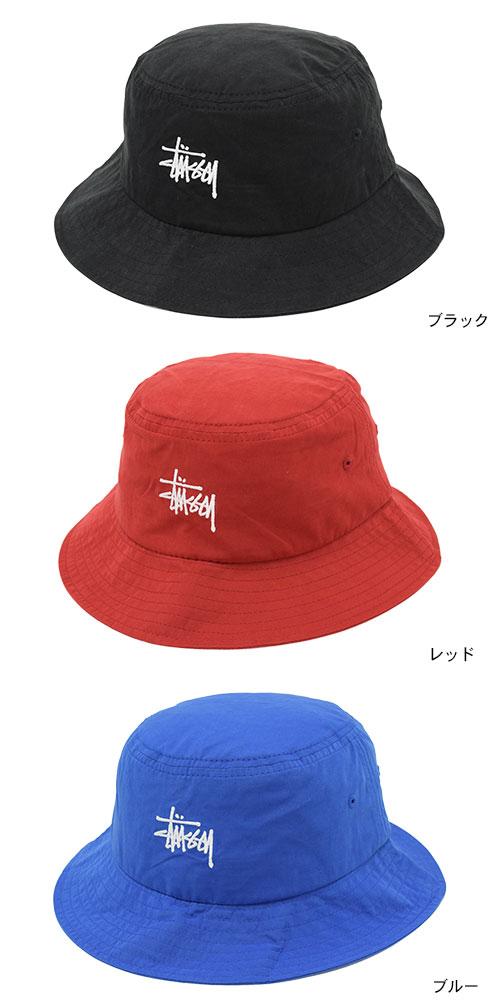 ステューシーSTUSSYバケットハットClassicLogoBucketHat帽子(stussyhatメンズ・男性用132769USAモデル正規品 b3e158dd90af
