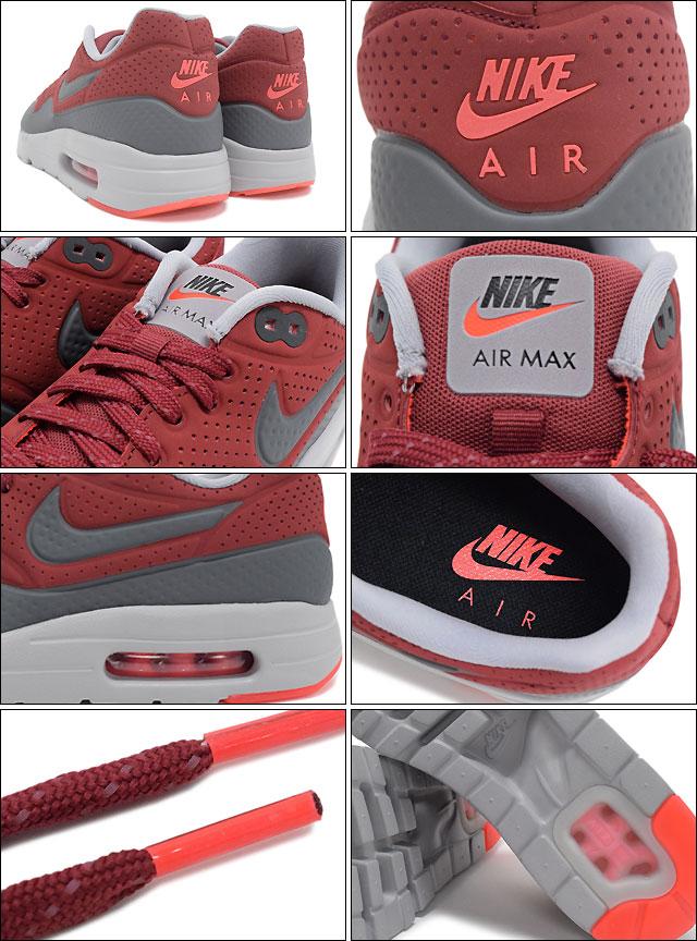 Air Max 1 ultra moire CedarDark GreyWolf Grey limited for the Nike NIKE sneakers men man (nike AIR MAX 1 ULTRA MOIRE ICONS red red SNEAKER MENS,