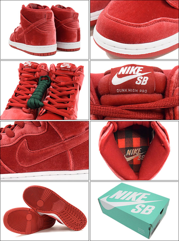 on sale e1b3f abdcd ... Dunk high premium SB Gym Red White SB (nike DUNK HIGH PREMIUM SB RED