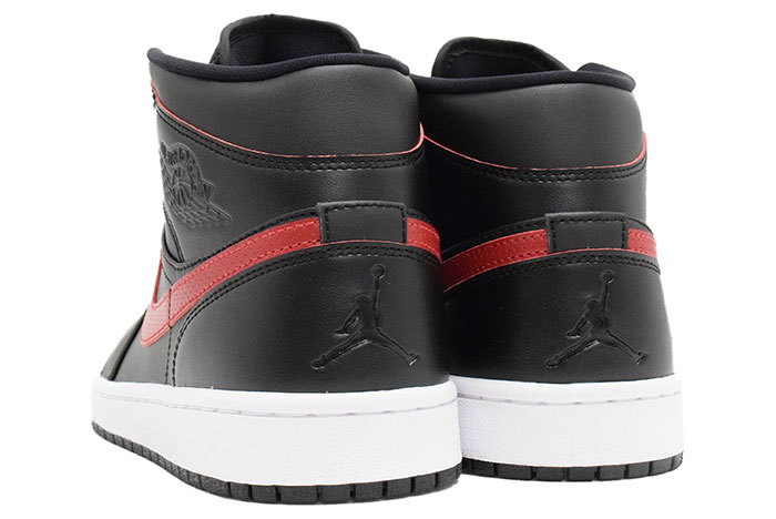 277cdb6e464a8d 1 1 nike NIKE sneakers Air Jordan mid Black Gym Red Anthracite men (male  business) (nike AIR JORDAN MID Formidable Foes Pack Sneaker sneaker SNEAKER  MENS
