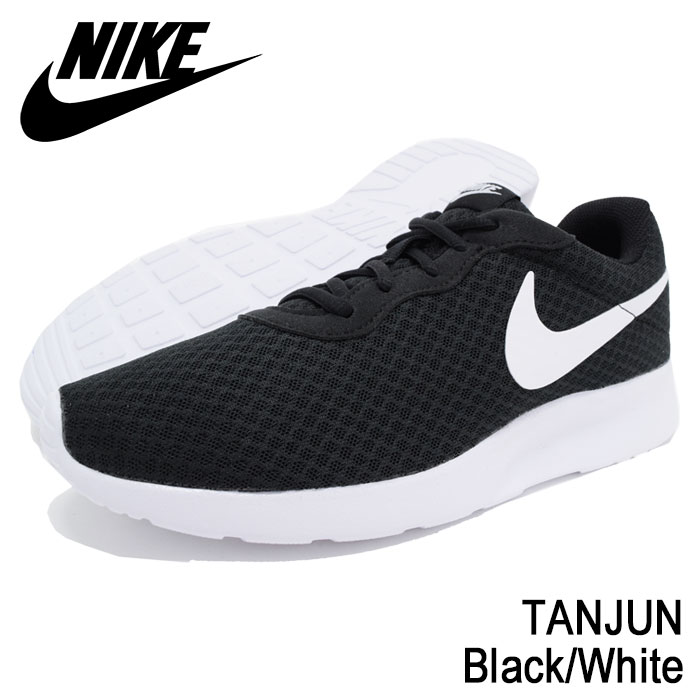 Nike NIKE sneakers mens men s Tanjung Black White (nike TANJUN running  shoes Black Black SNEAKER MENS-shoes shoes SHOES 812654-011) ice filed  icefield c8ff319bbb17