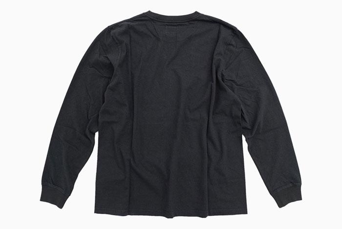 ステューシー STUSSY カットソー 長袖 メンズ Stock Jersey(stussy crew Tシャツ ティーシャツ T-SHIRTS トップス メンズ・男性用 1140070 USAモデル 正規 品 ストゥーシー スチューシー) ice filed icefield