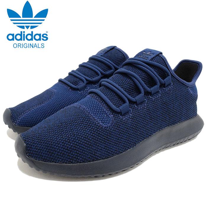 reputable site 41244 5a0b5 チュブラーシャドウニット Mistery Blue/Core Black originals for the Adidas adidas  sneakers men man (adidas TUBULAR SHADOW KNIT Originals ...
