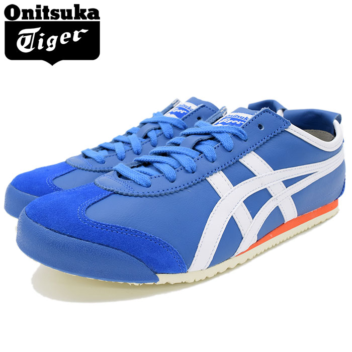 low priced e0250 a7a7e Mexican 66 Classic Blue/White(Onitsuka Tiger MEXICO 66 blue blue SNEAKER  MENS, shoes shoes SHOES D4J2L-4201 TH4J2L-4201 for the Onitsuka tiger ...