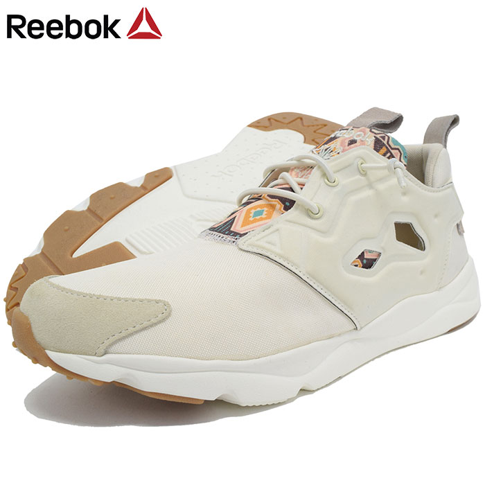 06fe04dea6c Reebok Reebok sneakers mens men s fury light GP Cream White Chalk Parchment  (reebok FURY LITE GP fury light beige SNEAKER MENS-shoes shoes SHOES  V67074) ice ...