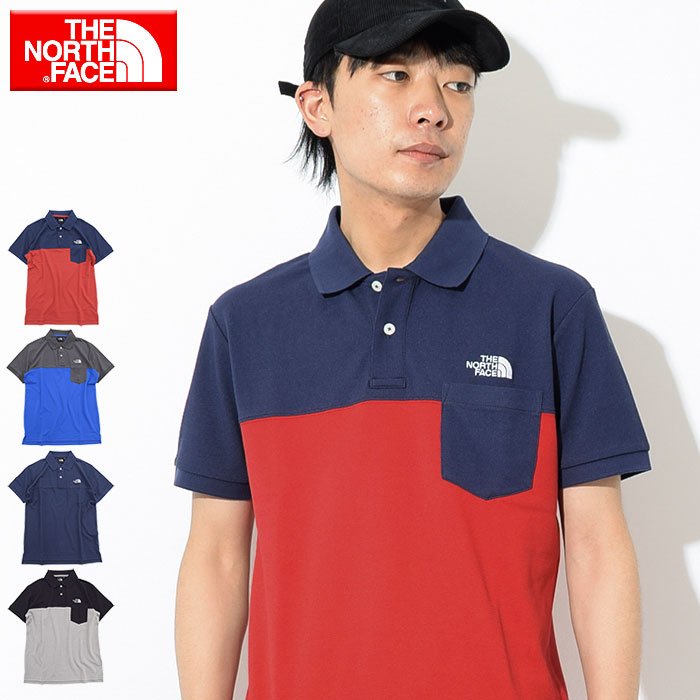 34194c16b32 The (the north face S S Polo Maxifresh Polo mens MENS the-north-face  NT21430 THE and NORTHFACE) north face THE NORTH FACE Max fresh polo shirt  short-sleeved