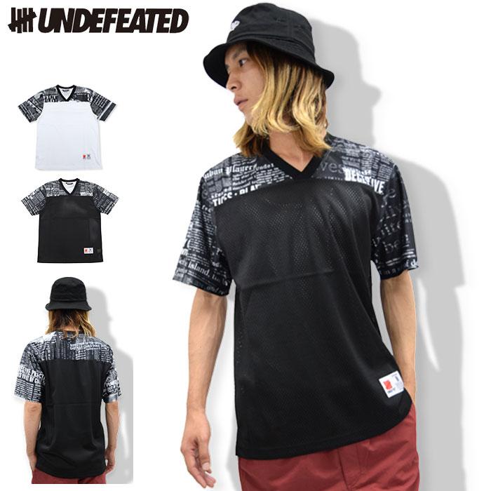 Undefeated Men TX5 Mesh Running Shirt white camo