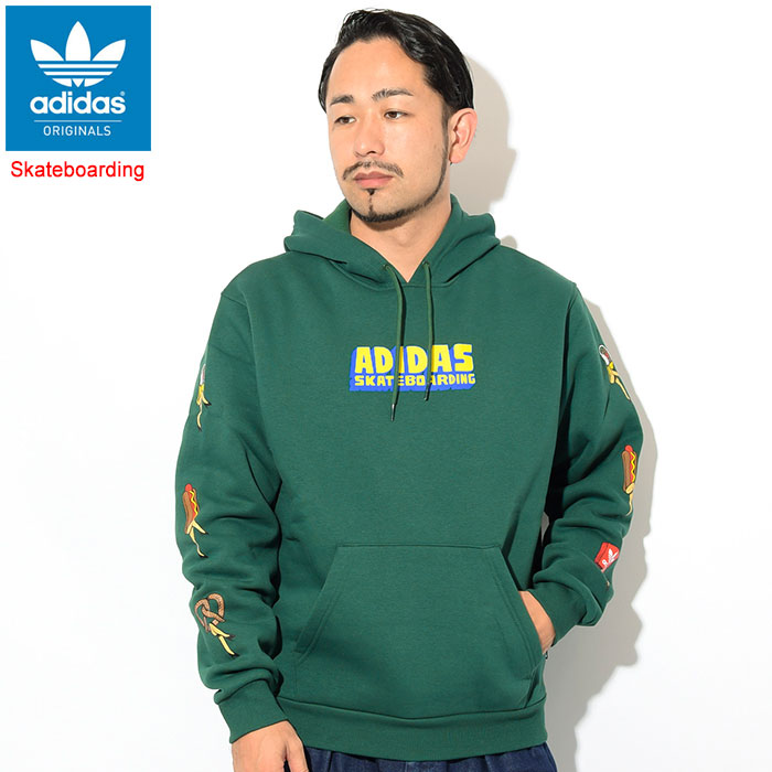 100% quality competitive price buy online Adidas adidas pullover parka men food party originals (EC7335 for the  adidas Food Party Pullover Hoodie Originals Skateboarding  スケートボーディングフードフーディスウェット ...