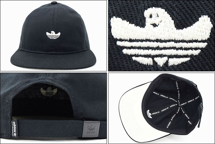 Adidas adidas ???????? 6 panel originals (adidas Shmoo Six Panel Originals Skateboarding skateboarding Mark Gonzales mark Gonzales strap back hat men