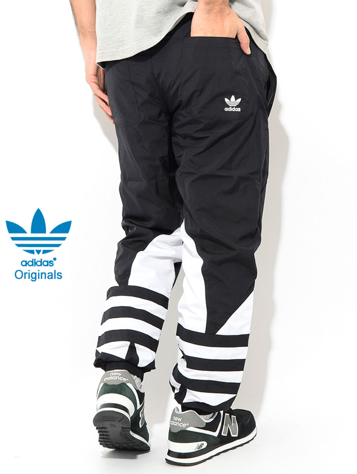 adidas Originals Big Trefoil Track Pant | Black | Training