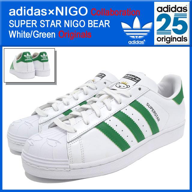 Adidas Superstar Nigo Orso Poco Portatile