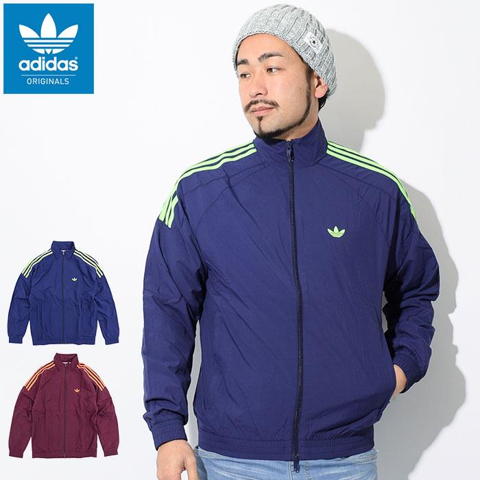 Adidas adidas jacket men frame strike Woo BUND rack top originals (adidas Flamestrike Woven Track Top JKT Originals sports apparel truck jacket tops