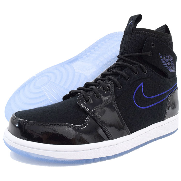 pretty nice 02a2a 210e4 Air Jordan 1 nostalgic ultra high Black White Concord space jam (nike AIR  JORDAN 1 RETRO ULTRA HIGH Space Jam BRAND JORDAN black black SNEAKER MENS,  ...