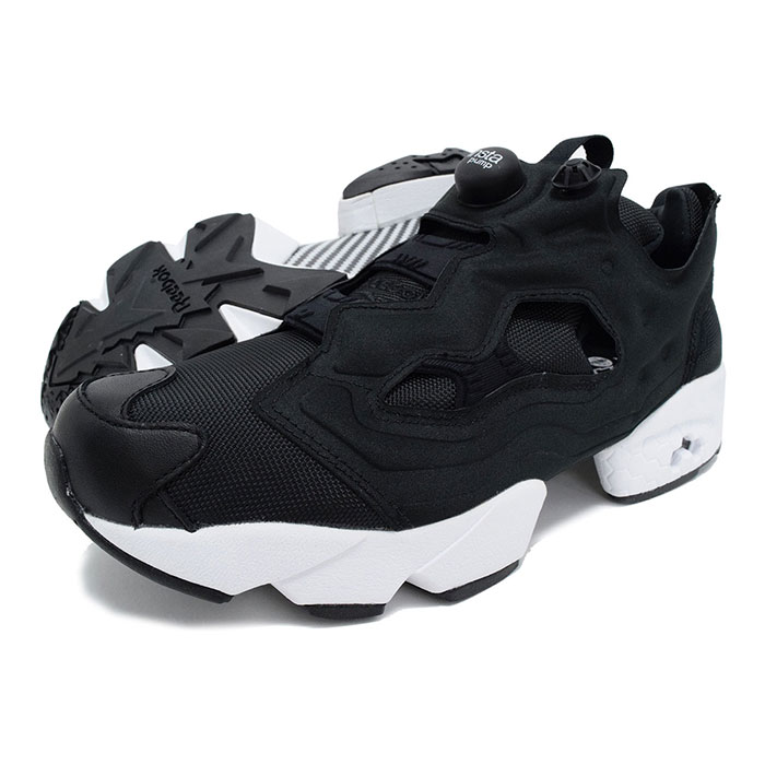 Reebok Reebok sneaker Womens  amp  mens insta pump fury OG black   white  limited edition ... 3f25c03b89