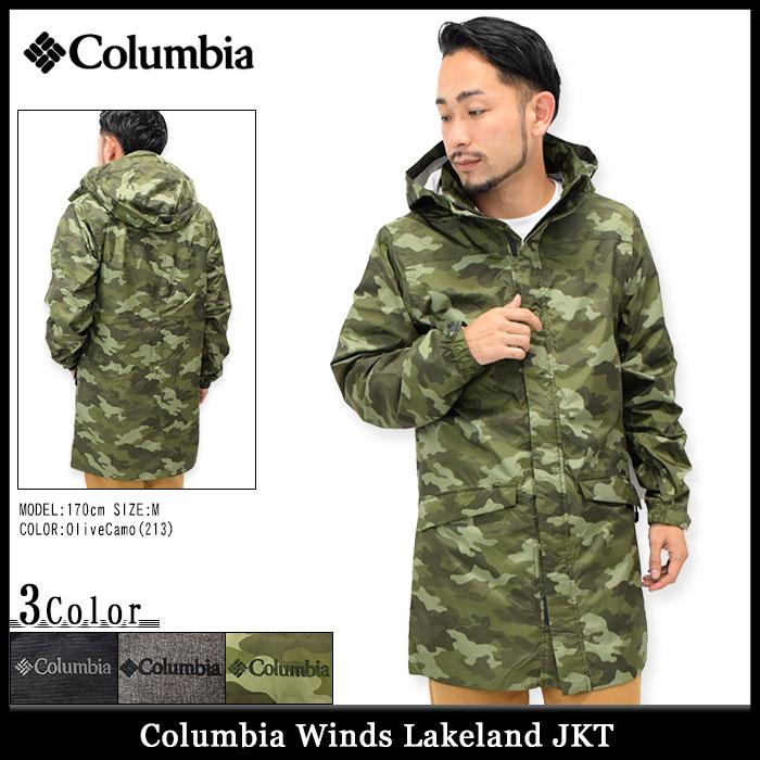 コロンビア Columbia ジャケット メンズ ウィンズ レイクランド(コロンビア columbia Winds Lakeland JKT JAKET JACKET ジャケット アウター アウトドア ナイロンジャケット Coat コート レインコート Colombia コロンビア ジャケット PM5986)